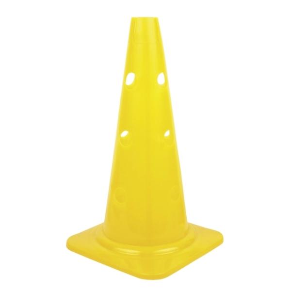 kužel Spokey IMBILE 40cm žlutý