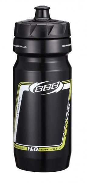 lahev BBB CompTank 550ml černo/žlutá