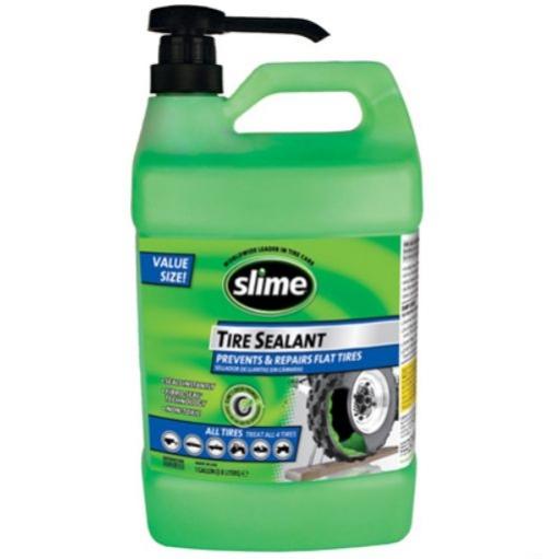 lepení-gel SLIME bezdušový kanystr 1gallon