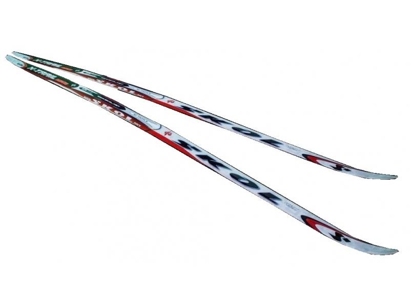lyže běžky SKOL X-Trail Wax, 185cm