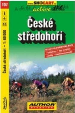 mapa cyklo České středohoří,107