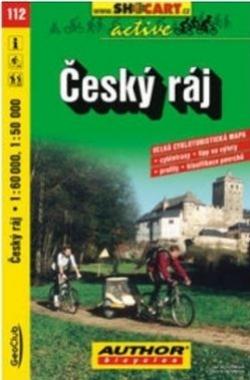 mapa cyklo Český ráj,112