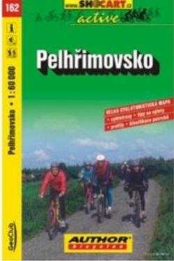 mapa cyklo Pelhřimovsko,162