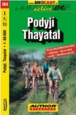 mapa cyklo Podyjí,164