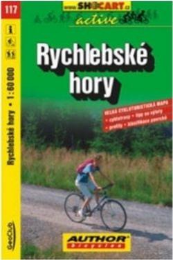 mapa cyklo Rychlebské hory,117