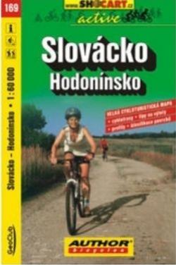 mapa cyklo Slovácko,Hodonínsko,169