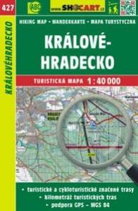 mapa cyklo-turistická Královehradecko, 427