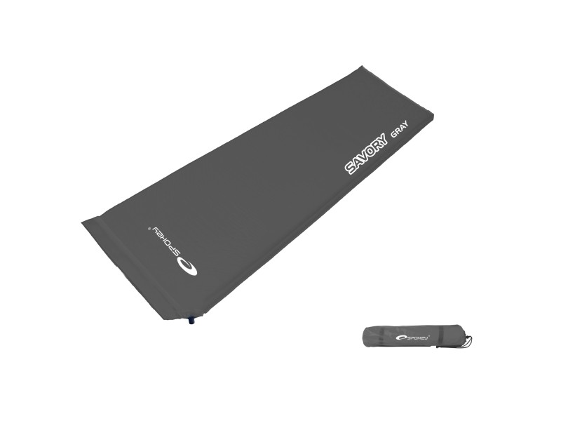 matrace samonafukovací Spokey SAVORY GRAY 2,5cm