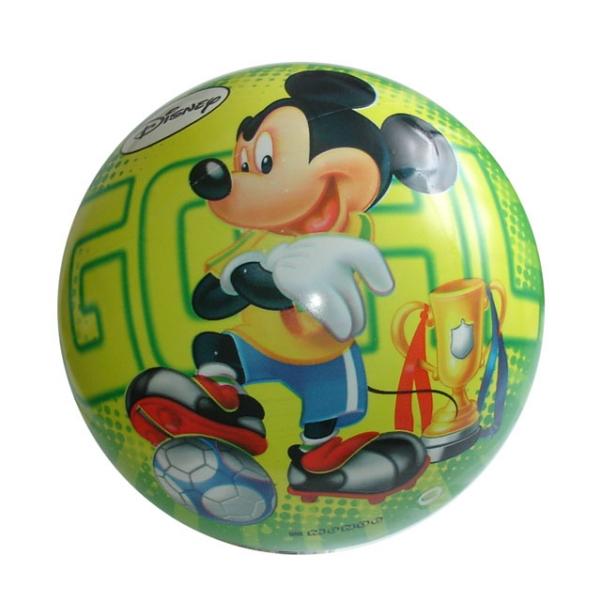 míč gumovy Mickey Sports 23cm