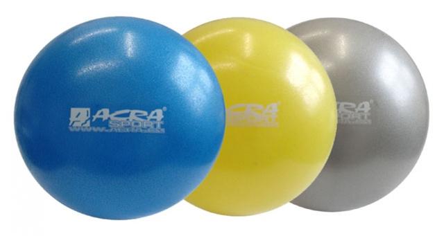 míč OVERBALL 200mm, modrý
