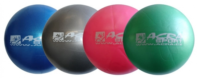 míč OVERBALL 260mm, fialový