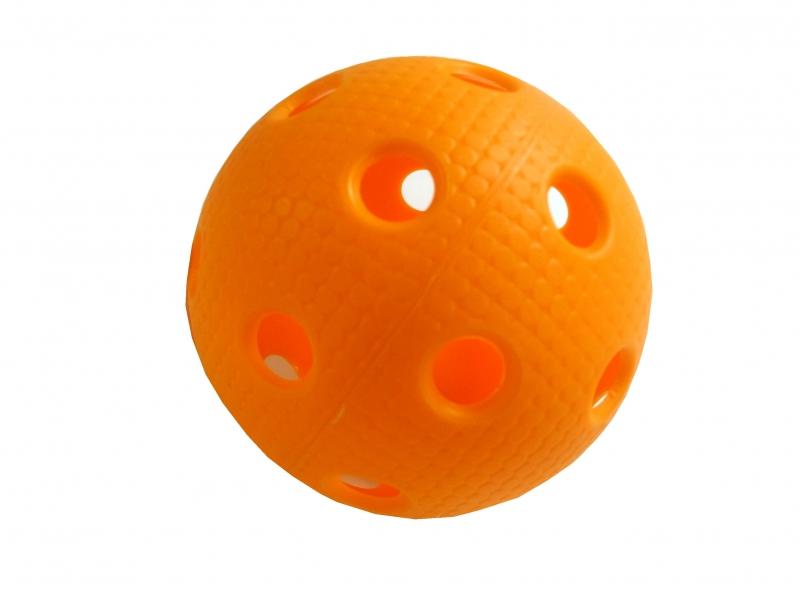 míček florbal Tempish Trix oranžový