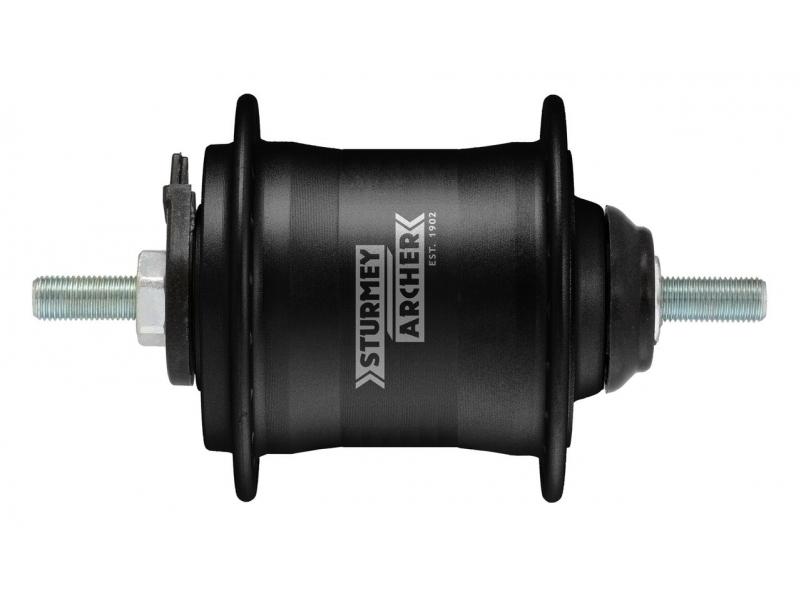 náboj s dynamem Sturmey-Archer HDS12 6V,2.4W 36d černý
