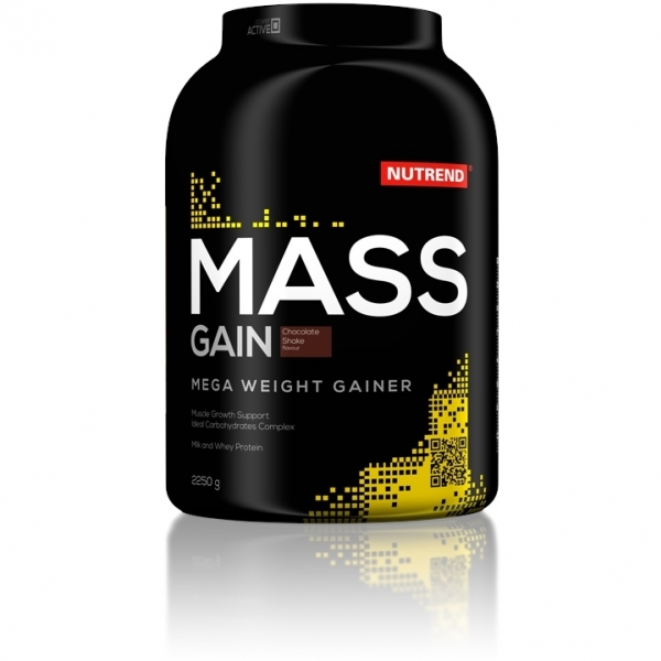nápoj Nutrend Mass Gain 2250g jahoda
