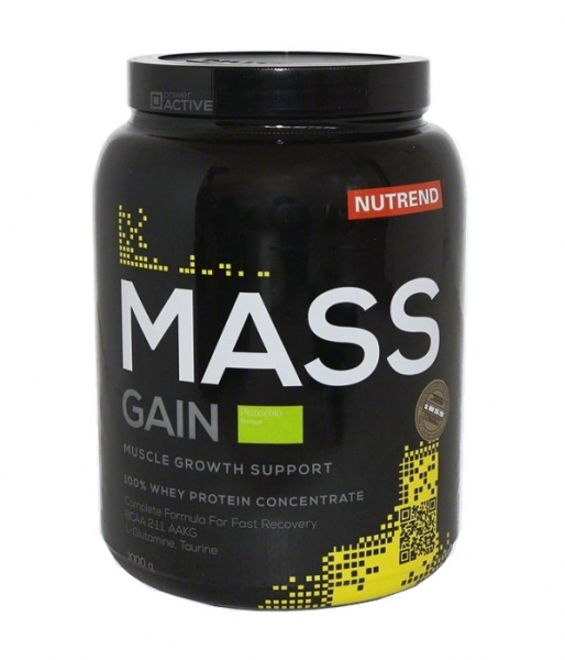 nápoj Nutrend Mass Gain 2250g pistácie