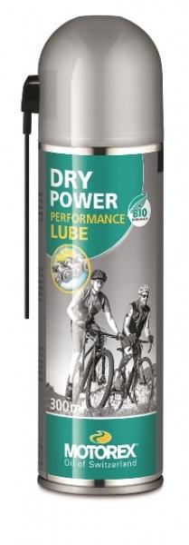 olej MOTOREX Dry Power spray 300ml