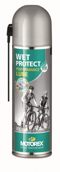 olej MOTOREX Wet Protect spray 300ml