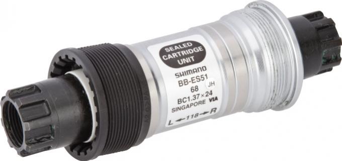 osa středová Shimano BBES51 68-118 BSA original balení