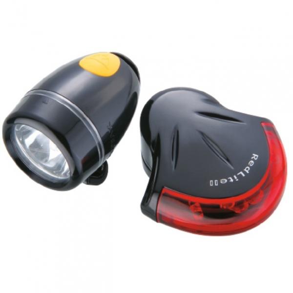 osvětlení P+Z TOPEAK HighLite Combo II černé