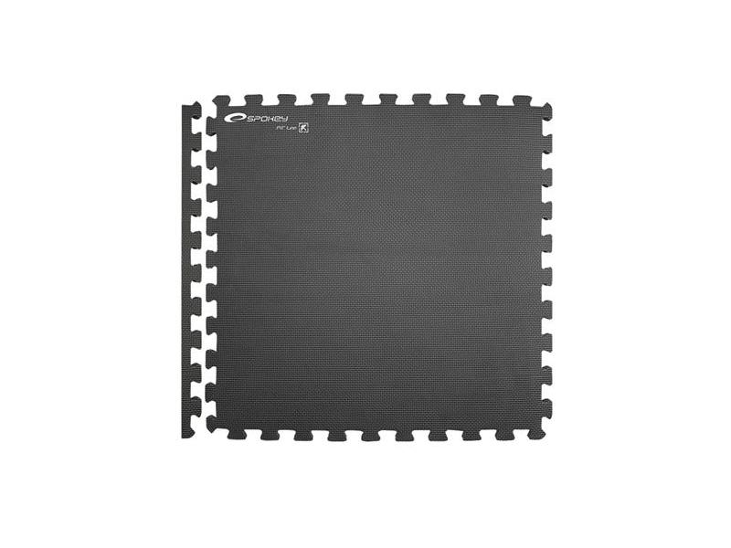 karimatka Spokey SCRAB na cvičení 12mm černá