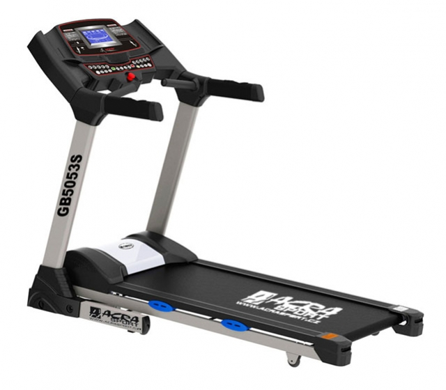 pás běžecký s elektrickym náklonem GB5000