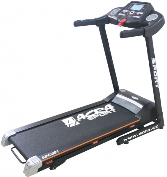 pás běžecký s manuálním náklonem GB4000A