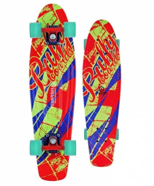 skateboard Tempish BUFFY 28 unique B