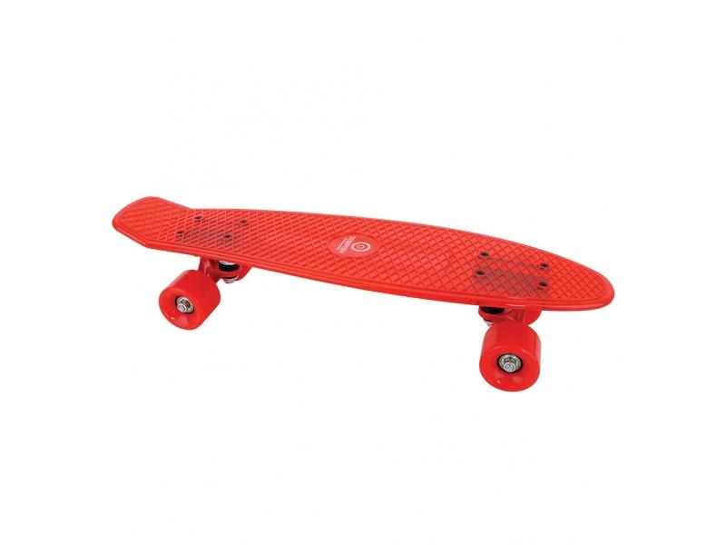 skateboard Tempish BUFFY STAR červený