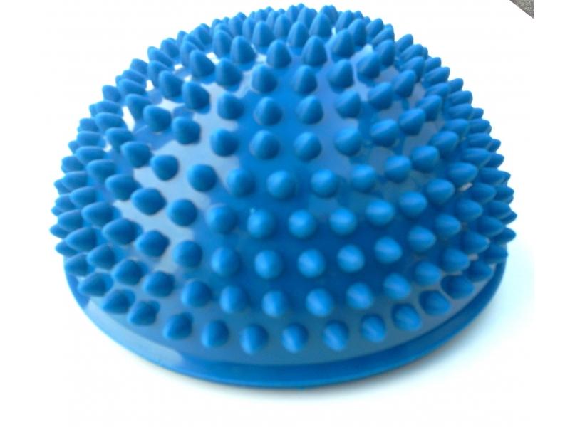 podložka masážní - ježek modrý