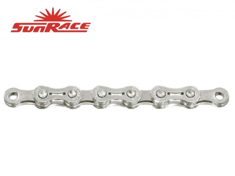 řetěz SunRace CN11S 11k 116čl. stříbrný