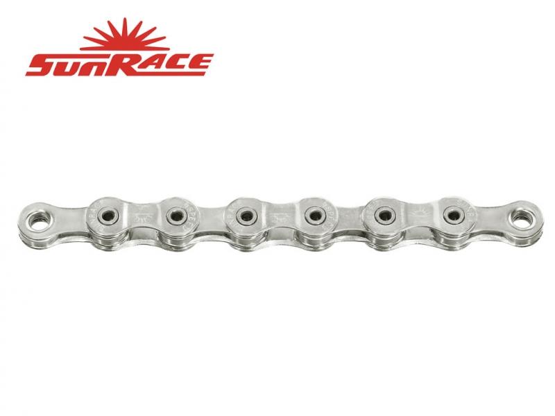 řetěz SunRace CNM99 9k 116čl. stříbrný