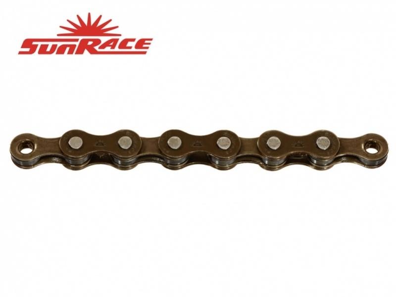 řetěz SunRace CNS10 torp.1/2x1/8 112č.