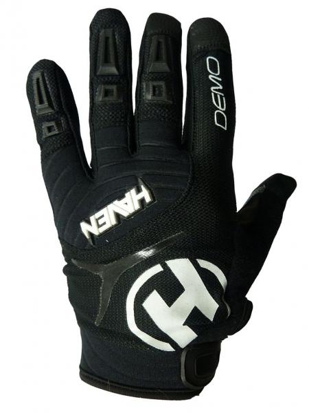rukavice dětské HAVEN DEMO LONG černé, 1
