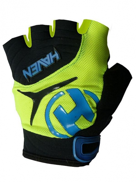 rukavice dětské HAVEN DEMO SHORT zeleno/modré, 1