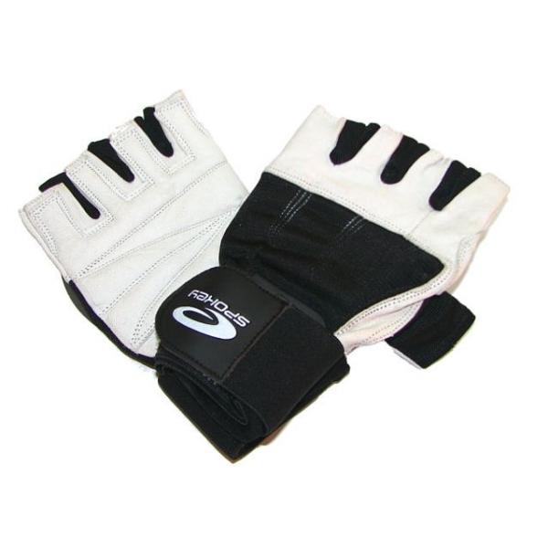 rukavice Spokey fitness GUANTO, M