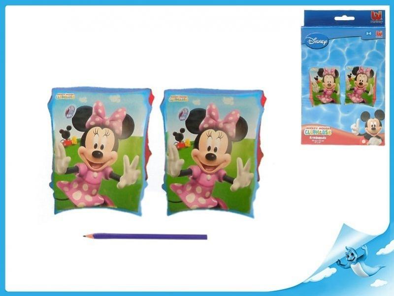 rukávky nafukovací Mickey/Minnie 3-6let, Mickey