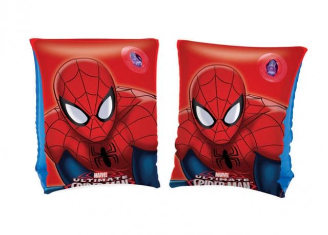 rukávky nafukovací Spiderman 23x15cm