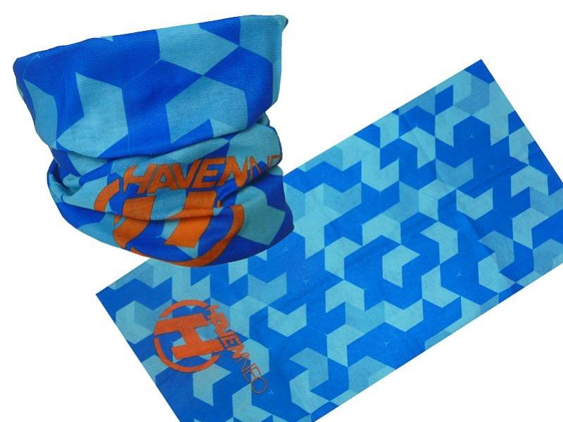 šátek HAVEN tunel NEO modrý