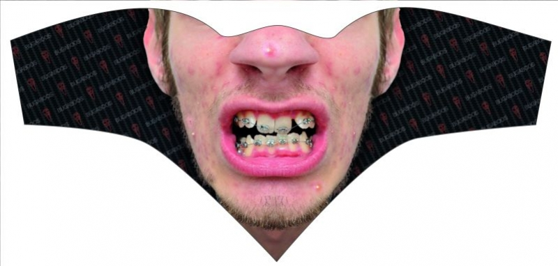 šátek HAVEN trojcípý Bugaboos Braces, L/XL