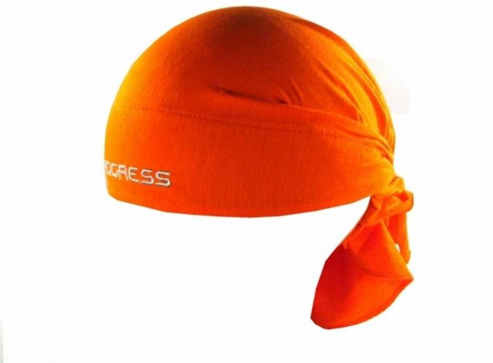šátek Progress SAT trojcípý oranžový