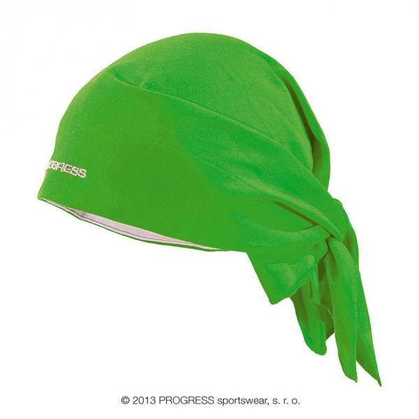 šátek Progress SAT trojcípý zelený