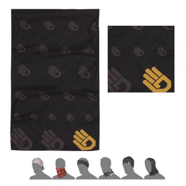 šátek roura SENSOR TUBE HAND černý