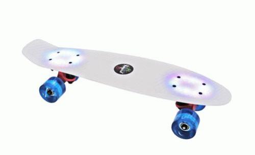 skateboard Tempish BUFFY FLASH transparentní