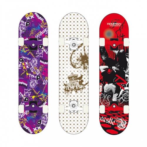 skateboard Tempish TENDER F červený