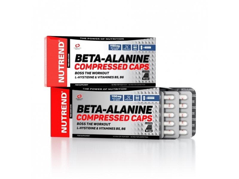 tablety Nutrend BETA-ALANINE COMPRESSED 90tablet