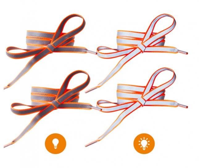 tkaničky reflexní oranžové