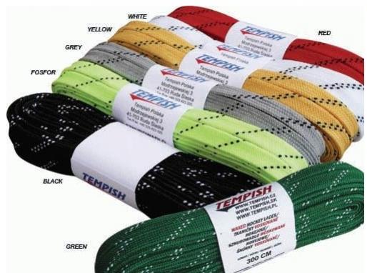 tkaničky Tempish voskované žluté, 200