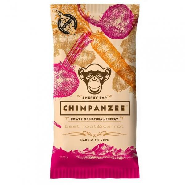 tyčinka Chimpanzee Energy Bar řepa+mrkev bez lepku