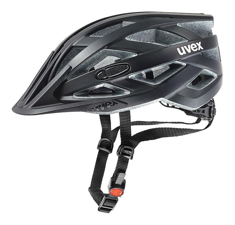 přilba UVEX I-vo CC černá, 52-56