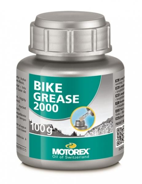 vazelína MOTOREX Bike Grease 2000 100g